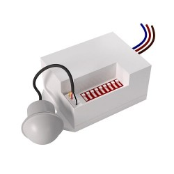 Sensor mini de movimiento 200W