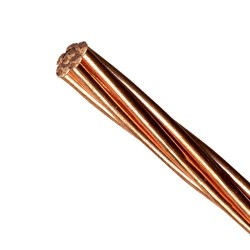 Cable desnudo cobre 95mm