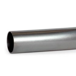 Tubo metálico enchufable 63mm
