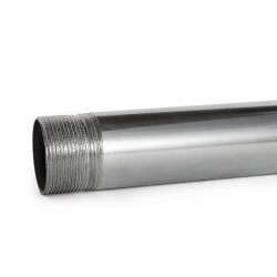 Tubo metálico rosca 25mm