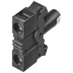 Pulsador y lámpara 3SB3400-1RC