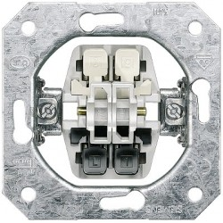 Pulsador persiana mecanismo