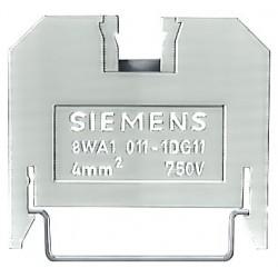 Borna de conexión beige 4mm