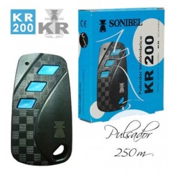 Pulsador inalámbrico KR 250m