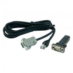Kit: cable PC/módulo +...
